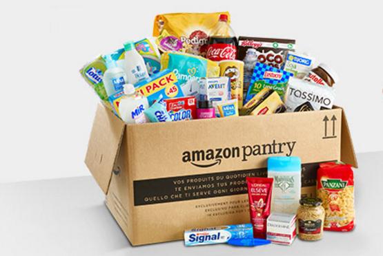 Amazon Pantry : la livraison par carton à la sauce Amazon